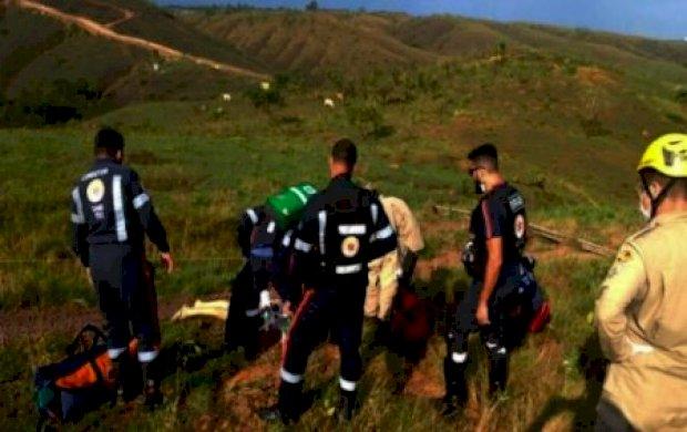 Duas mulheres morrem eletrocutadas após vendaval derrubar poste